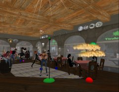 Second Life 2009-03