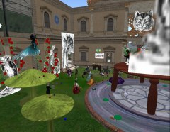 Second Life 2009-04