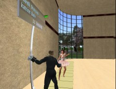Second Life - August 2009