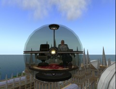 Second Life - October 2009