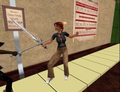 Second Life - February 2010