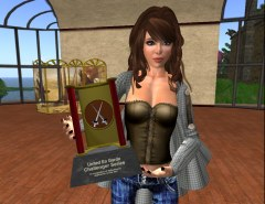Second Life - March 2010