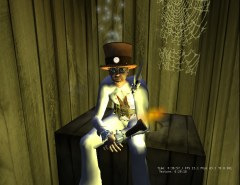 Second Life - August 2010