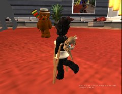 Second Life - October 2010
